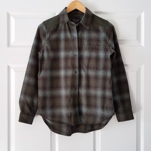 Pendleton Umatilla Wool Flannel Shirt NWT | XS
